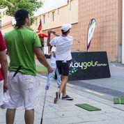 Urban Golf Day